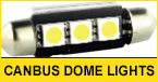 Canbus Dome Lights