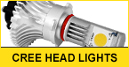 CREE Head Lights