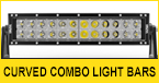 Curved Combination Light Bars