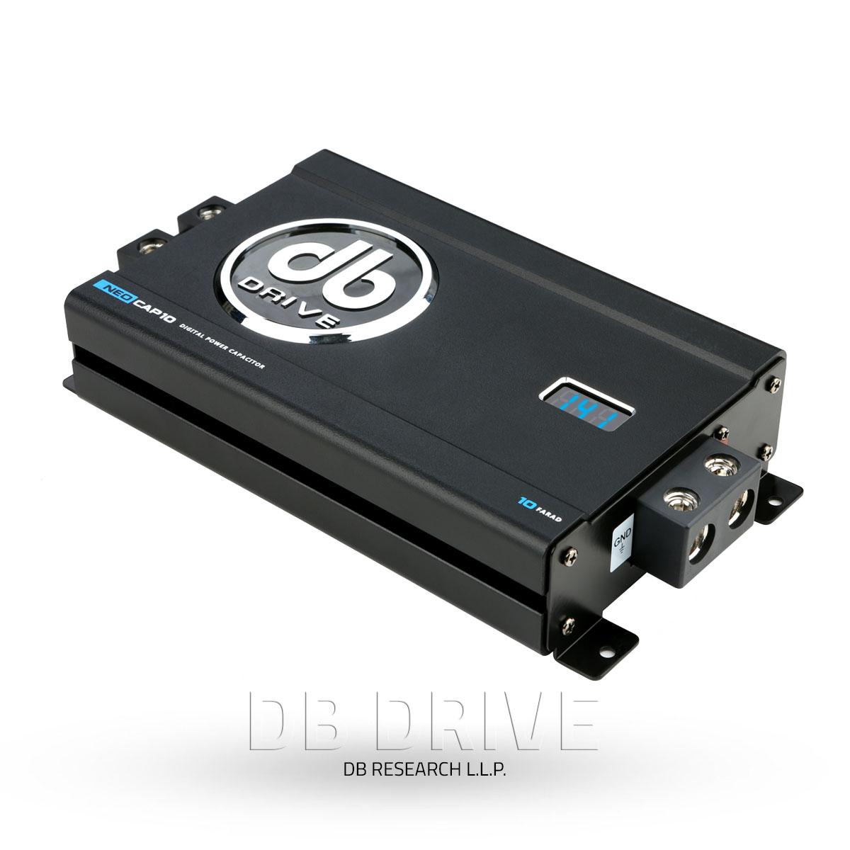 NEOCAP10 - 10 Farad Digital Power Capacitor