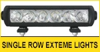 Single Row Extreme Light Bars