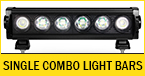 Single Row Combination Light Bars