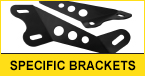 Vehicle Specific Light Bar Brackets