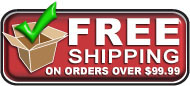 Free Shipping on purchases over $49.99