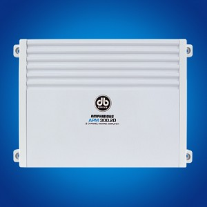 APM300.2D - 2 Channel Marine Amplifier