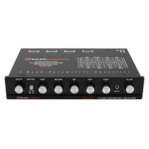 BIEQ4 - 4 Band Equalizer