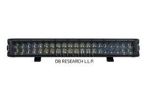 "DBLB22RGB - 22"" RGB LED Light Bar"