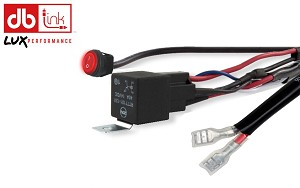 DBLXH1 - Lux Performance LED Bar Connection Harness