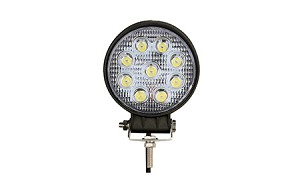 "DBLXW5.5R - 5.5"" Round LED Flood Work Light"
