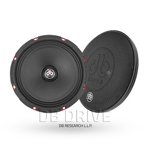 "P6M 8PR - 8"" Pro Audio Mid-Range - Sold in Pairs"