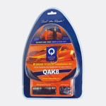 QAK8 - 8 Ga. Amplifier Installation Kit