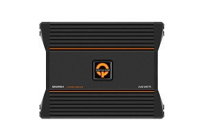 QRA2400.4 - 4 Channel Amplifier - 2400W - (SCRATCH & DENT)