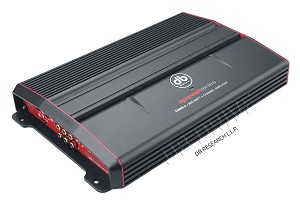 SA800.4 - 4 Channel Amplifier