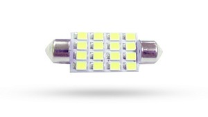 DBDLW-16L50B - 41mm Bulk Base LED Lights