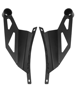 "DBF501CX -  Ford F-150 Roof Bracket 50"" Curved"