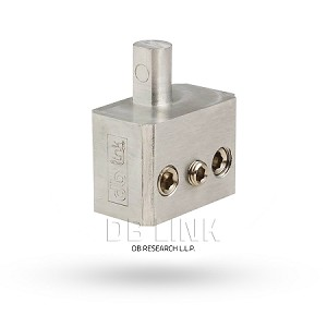 DBL2104R: Dual 1/0 Gauge to 4 Gauge Power Cable Reducer Adaptor