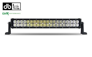 "DBLE22C - 22"" Straight Combo Spot/Flood Light Bar"