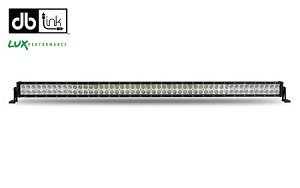 "DBLE52C - 52"" Straight Combo Spot/Flood Light Bar"