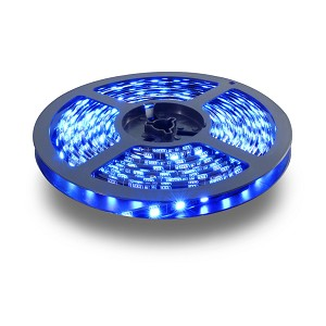 Blue 300 LED Strip Roll