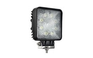 "DBSW24F -  5"" Square Driving Light"