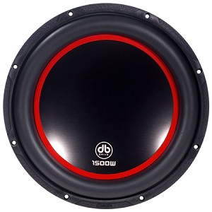 "K5 10D4 - 10"" High Performance Sub (Scratch & Dent)"