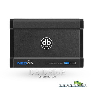 NEOM2 - 2 Channel Full Range Class D Amplifier