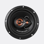 "QS65 6.5"" 3-Way Speaker / 200 Watts"