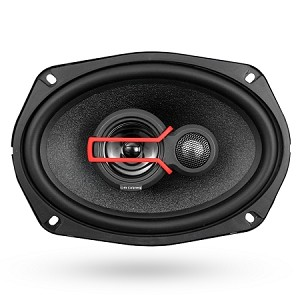 "S5 69HP - 6 x 9"" 3-Way High Power Speaker"