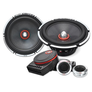 "S9 6C - 6.5"" Component Speakers (Scratch & Dent)"