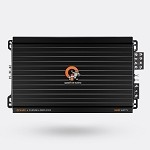 QP4400 - 4 Channel Stereo Amplifier - 3400W
