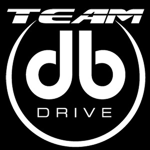 TDBDS2 - Team DB Drive Window Sticker